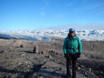 2015: Petermann Glacier, NW Greenland
